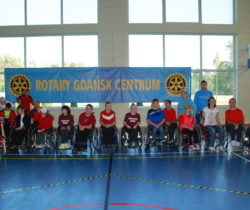 Międzynarodowy Turniej Niepełnosprawnych w Boccia