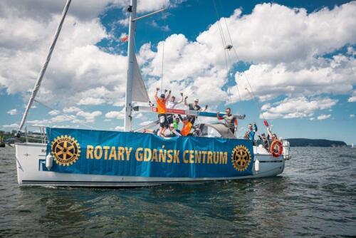 IV Charitable Regatta Rotary Gdańsk Center! 2021
